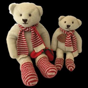 Two Dakin Woollie Bears
