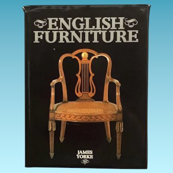 English Furniture Book by James Yorke