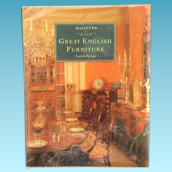 Mallett's Great English Furniture Bookby Lanto Synge