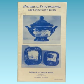Historical Staffordshire and Collector's Items Book