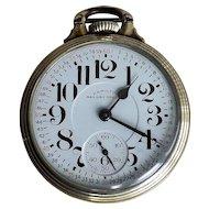 Hamilton Railroad watch 992B sale