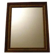 Gilt mirror early 20th century