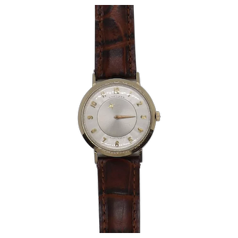 Longines Mystery Dial 14K Automatic