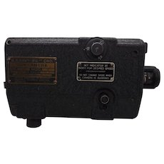 WW2 Gun camera