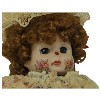 Vintage Nobel Arts Musical Clown by Richard Greene