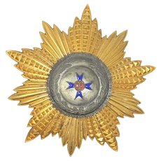 P DeGreef Breast Star