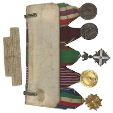 WWII Italian Medals Resistance
