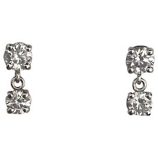 Handmade Diamond Twinkle Studded Earrings