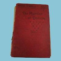 Circa 1899 2 Shilling 'The Murder of Delicia' by Marie Corelli