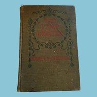 'The Lamp-Lighter' Romance Novel by Maria Susanna Cummins