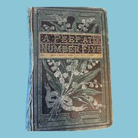 1884 'A Peep at Number Five' Hardcover Gift Book
