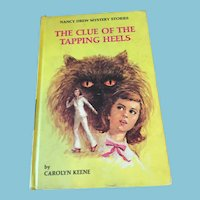 1969 Nancy Drew Volume Sixteen 'The Clue of the Tapping Heels'