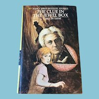 1972 Nancy Drew Volume Twenty 'The Clue in the Jewel Box'