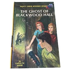 1967 Nancy Drew Volume Twenty-Five 'The Ghost of Blackwood Hall'