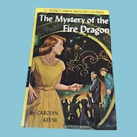 1975 Nancy Drew Volume Thirty-Four 'The Hidden Mystery'