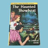 1957 Nancy Drew Volume Thirty-Seven 'The Haunted Showboat'