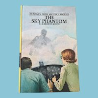 1976 Nancy Drew Volume Fifty-Three 'The Sky Phantom'