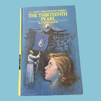 1979 Nancy Drew Volume Fifty-Six 'The Thirteenth Pearl' (2)
