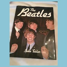 1984 'The Beatles' (First Edition) Hard Cover Book with Dust Jacket