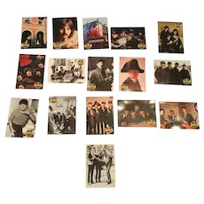 1993 Group of 16 'The Beatles Collection' Cards
