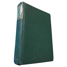 1910 'The Other Side- Record of Certain Passages of a Genius' Hardcover Book