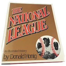 1983 First Edition 'The National League - An Illustrated History'