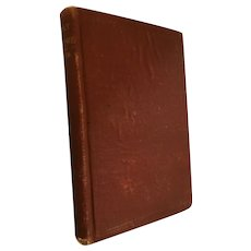 1851 First edition 'Stray Arrows' Hardcover Book
