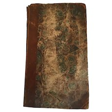 1816 First edition 'Illustrations of the Divine Government' Hardcover Book