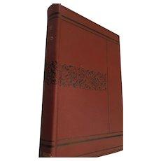 1887 'Ecce Deus - with controversial notes on 'Ecce Homo' Hardcover Book