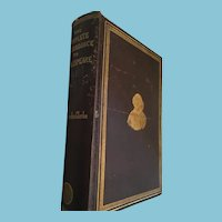1881' 'The Complete Concordance to Shakespeare' Hardcover Book