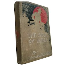 1888 First Edition 'The Star of India' Hardcover Book by Edward S. Ellis