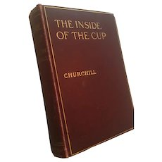1913 'The Inside of the Cup' by Winston Churchill