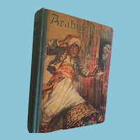 1924 'Arabian Nights' Companion Series with one hundred illustrations by Frances Brundage
