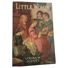 1926 'Little Women or Meg, Jo, Beth, and Amy' by Louisa May Alcott