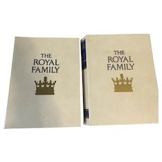 1984 Two Volume set of 'The Royal Family' Binders including 24 issues