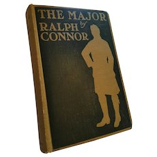 1917  'The Major' Hardcover Novel by Ralph Connor