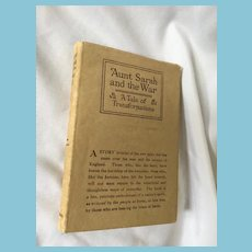 1916 'Aunt Sarah and the War - A Tale of Transformations', (Anonymous) by Wilfrid Meynell