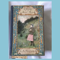 1923 First Edition 'Emily of New Moon' by Lucy Maud Montgomery