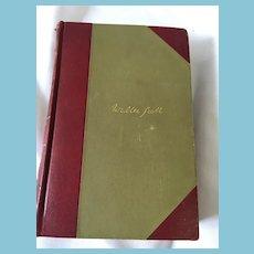 Undated 'Waverly Novels' by Sir Walter, The Kelmscott Society Publishers