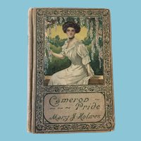1867 'Cameron Pride or Purified by Suffering' Hardcover Book by Mary J. Holmes
