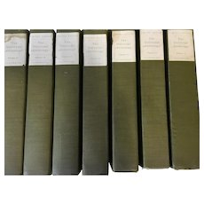 First Edition 1899 25 Volumes 'The Universal Anthology' Editors' Memorial Edition