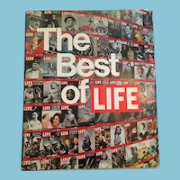 First Edition 1973 'The Best of Life' Time-Life Books, New York