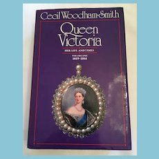 1972 'Queen Victoria - Her Life and Times' Hardcover Book