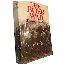 1979 'The Boer War' Hardcover Book with Numerous Photos