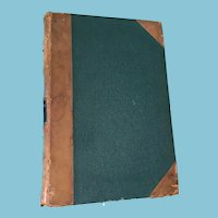 1904 'The Law of the Canadian Constitution' Hardcover Book