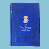 Circa 1870s Preface Edition 'The Scot's Worthies'  by John Howie