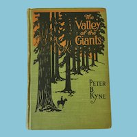 1918 'The Valley of the Giants' by Peter B. Kyne