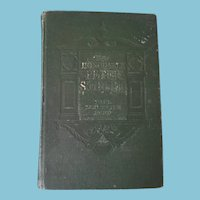 1894 'The Honorable Peter Stirling - And What People Thought of Him' Hardcover Book