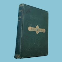1870 'Bringing in the Sheaves' Hardcover Book