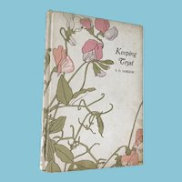 1904 'Keeping Tryst, Hardcover Gift Book by S.D. Gordon